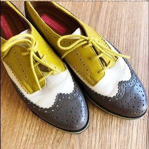Isaac Mizrahi Isoletta Wingtip Shoes